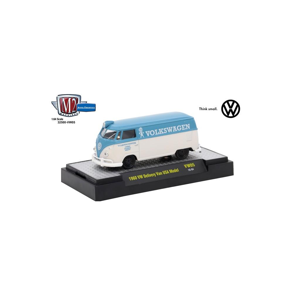 Volkswagen Release 5 1960 Delivery Van