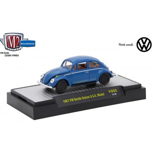 Volkswagen Release 5 - 1967 Volkswagen Beetle Deluxe