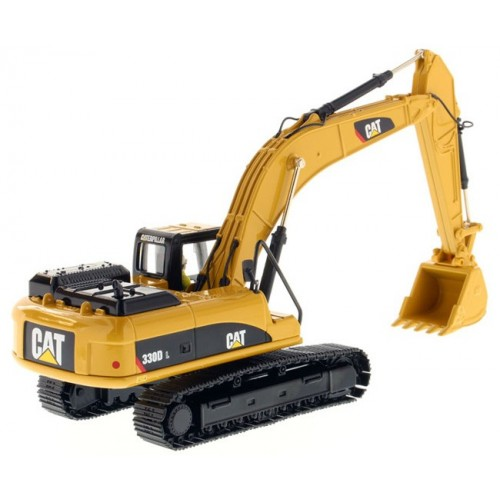 Diecast Masters CAT 330D L Hydraulic Excavator