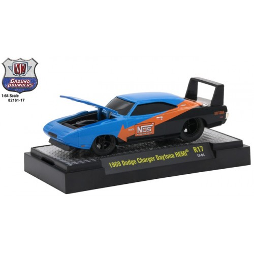 Ground Pounders Release 17 - 1969 Dodge Charger Daytona HEMI