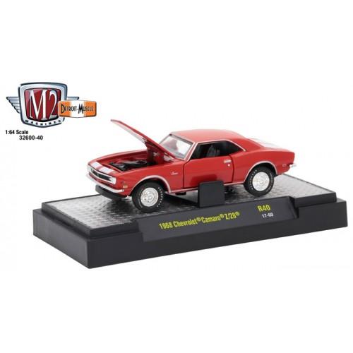 Detroit Muscle Release 40 - 1968 Chevrolet Camaro Z-28