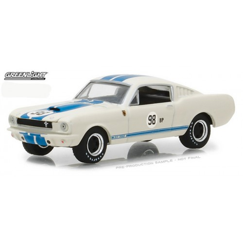 Hobby Exclusive - 1965 Shelby GT350 Terlingua Team Car