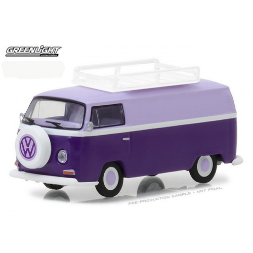 Club Vee-Dub Series 6 - 1971 Volkswagen Type 2 Panel Van with Roof Rack