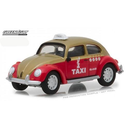 Club Vee-Dub Series 6 - Volkswagen Beetle Taxi