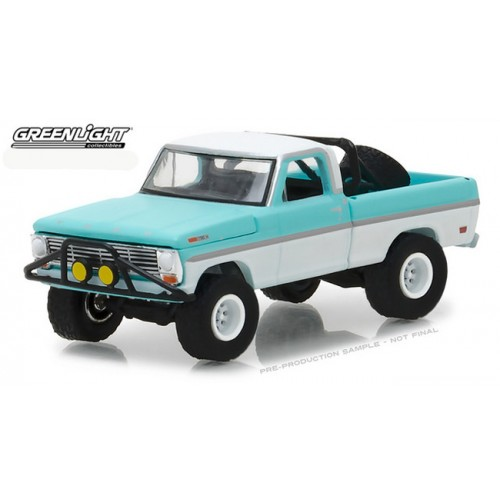 All-Terrain Series 6 - 1969 Ford F-100 Truck
