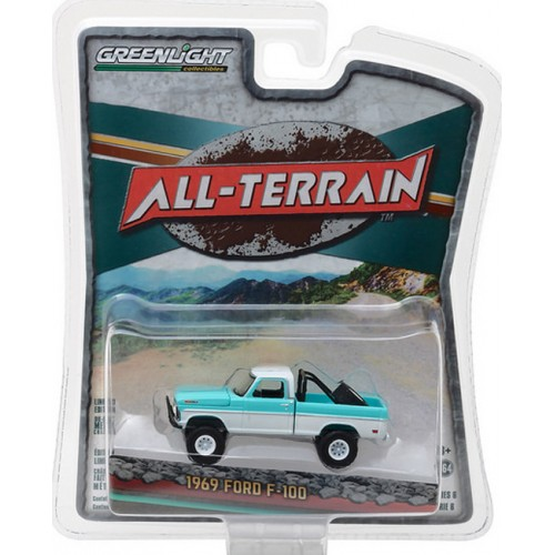 All-Terrain Series 5 - 1969 Ford F-100 Truck