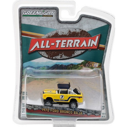 All-Terrain Series 6 - 1972 Ford Baja Bronco