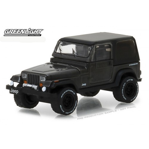 All-Terrain Series 6 - 1990 Jeep Wrangler