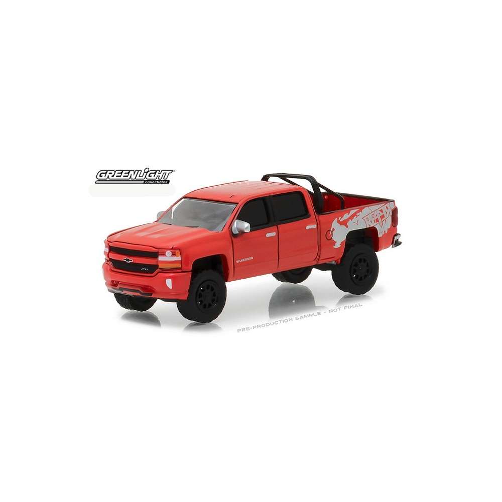 All-Terrain Series 6 - 2018 Chevrolet Silverado 1500