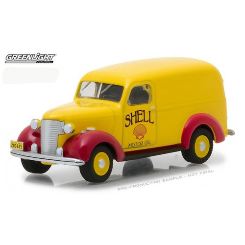 Running on Empty Series 4 - 1939 Chevrolet Panel Truck Shell Oil