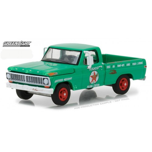 Running on Empty Series 4 - 1970 Ford F-100 Texaco
