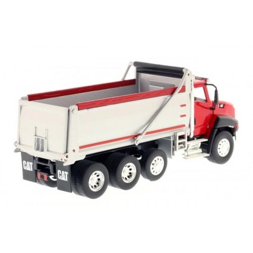 Diecast Masters CAT CT660 Dump Truck