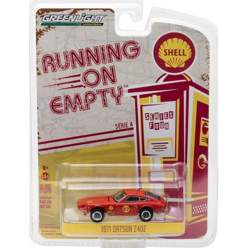 Running on Empty Series 4 - 1971 Datsun 240Z Shell Oil