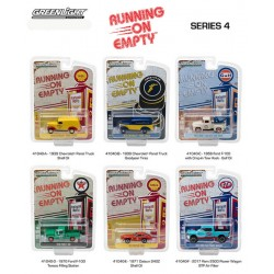 Running on Empty Series 4 - Six Car Set
