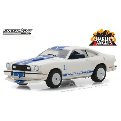 Hollywood Series 19 - 1976 Ford Mustang II Cobra II Charlie's Angels