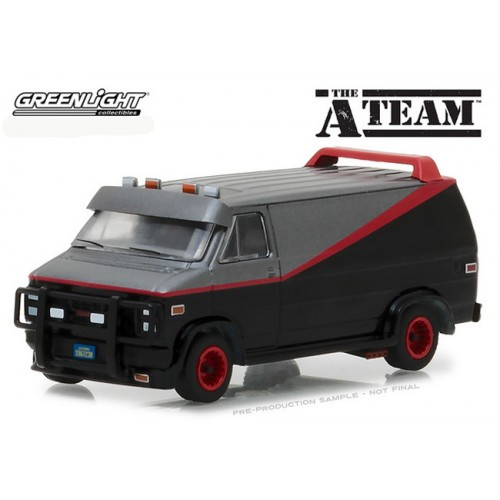 Hollywood Series 19 - 1983 GMC Vendura The A-Team