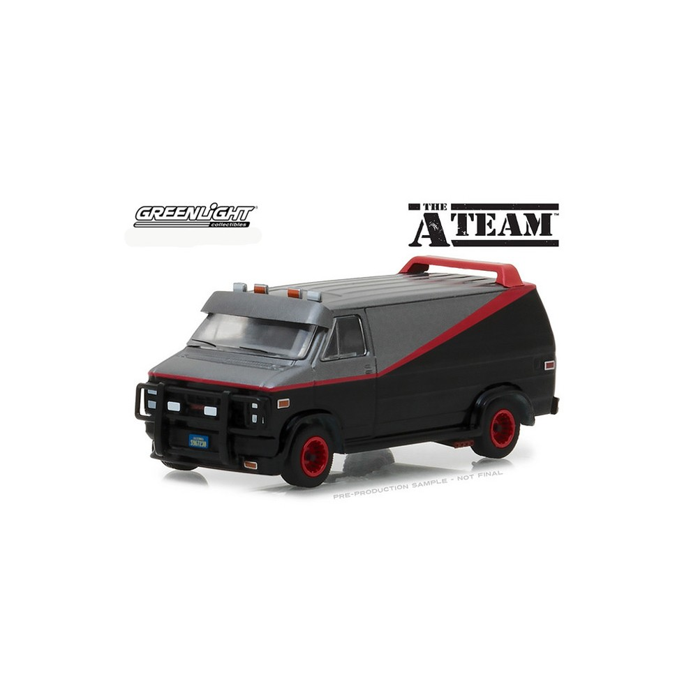 Hollywood Series 19 - 1983 GMC Vendura The A-Team