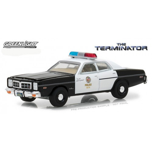 Hollywood Series 19 - 1977 Dodge Monaco The Terminator