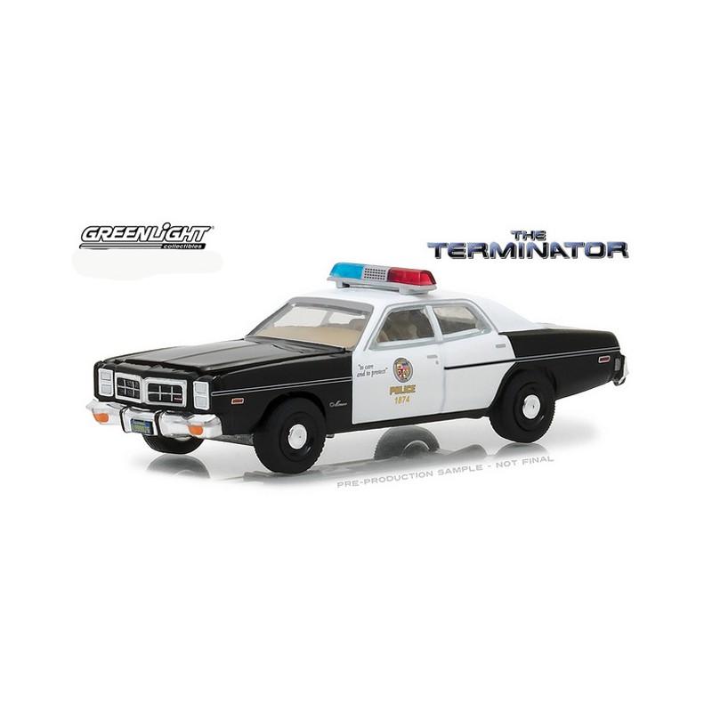 Greenlight Hollywood Series 19 - 1977 Dodge Monaco Police Car