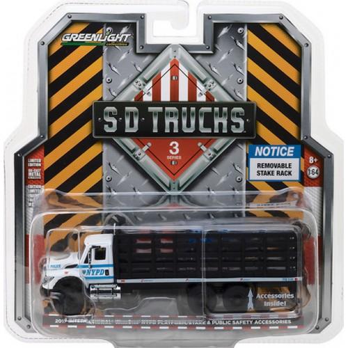 Super Duty Trucks Series 3 - 2017 International WorkStar Platform Truck NYPD