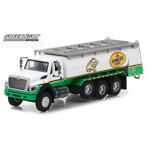 S.D. Trucks Series 3 - 2017 International WorkStar Tanker Truck Pennzoil Quaker State