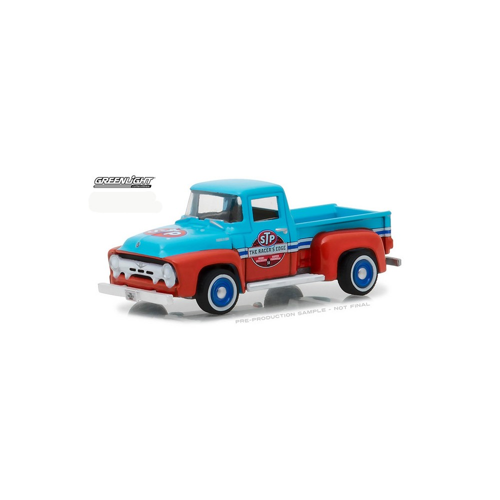 Greenlight Anniversary Collection Series 6 1954 Ford F 100 Stp Tow Truck
