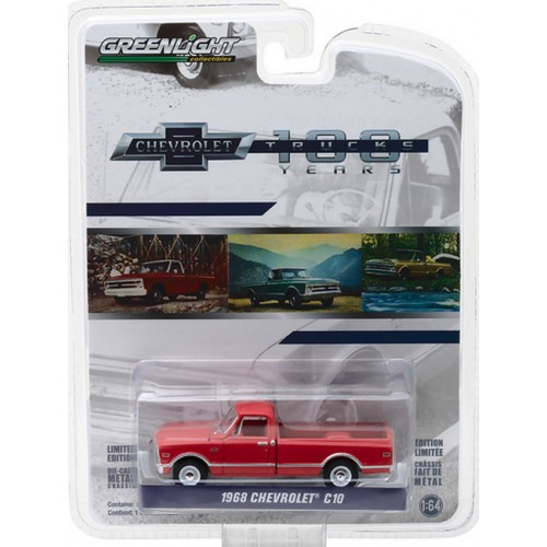 Anniversary Collection Series 6 - 1968 Chevrolet C-10 Truck