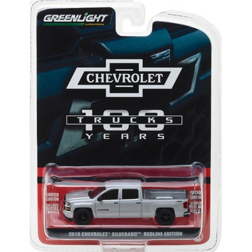 Anniversary Collection Series 6 - 2018 Chevy Silverado