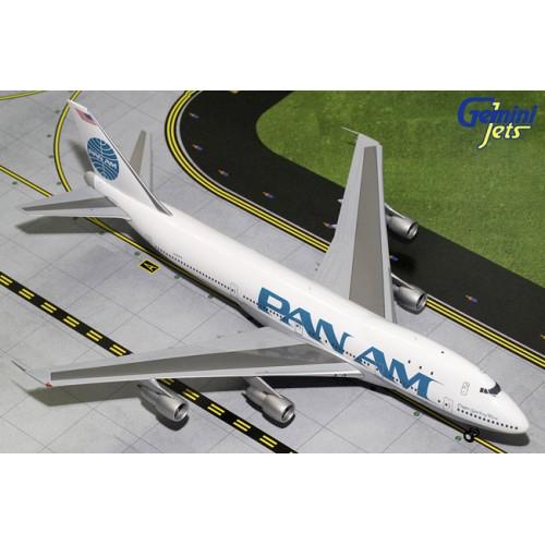 Gemini Jets Boeing 747-100 Pan Am