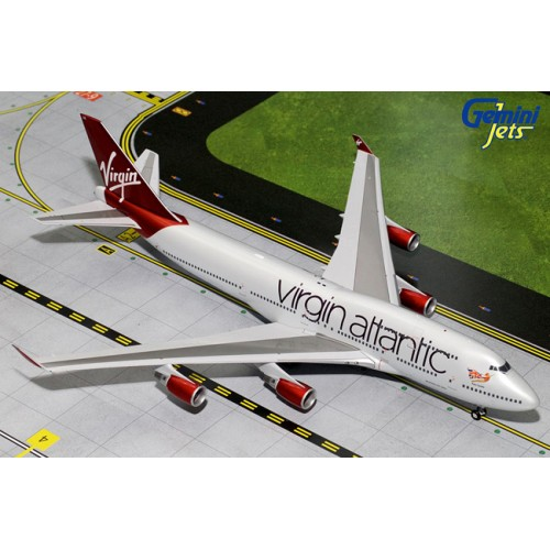 Gemini Jets Boeing 747-400 Virgin Atlantic