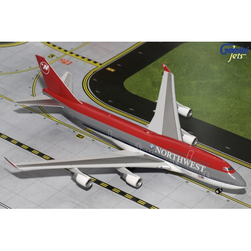 Gemini Jets Boeing 747-400 Northwest Airlines