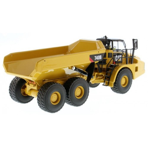 Diecast Masters CAT 740B Articulating Dump Truck
