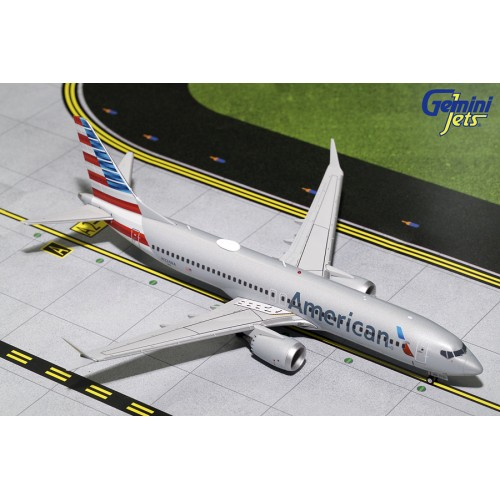 Gemini Jets Boeing 737 Max 8 American Airlines