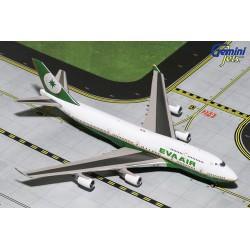 Gemini Jets Boeing 747-400 Eva Air