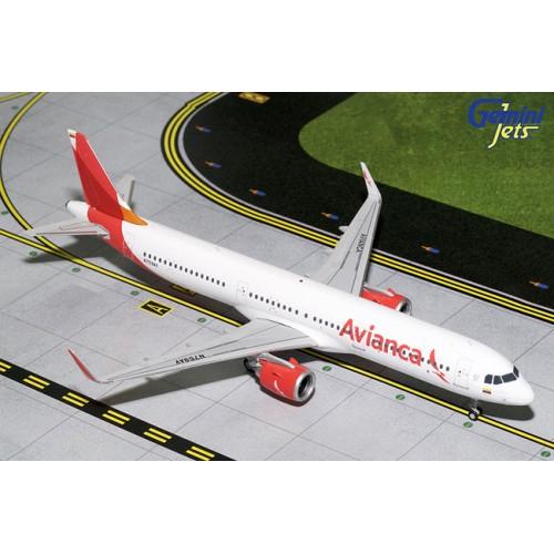 Gemini Jets Airbus A321Neo Avianca