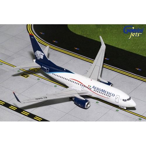Gemini Jets Boeing 737-700 AeroMexico