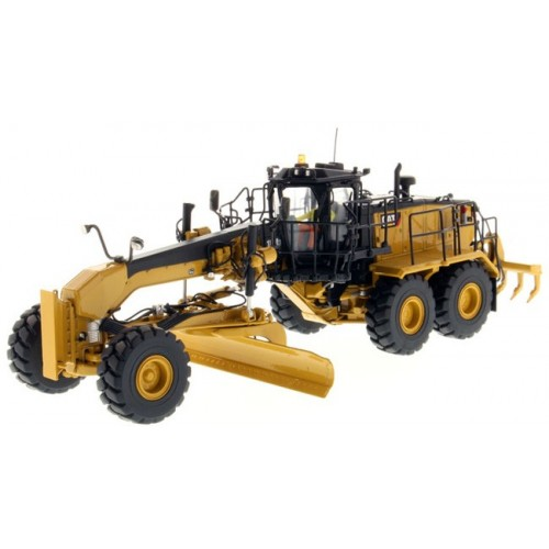 Diecast Masters Caterpillar 18M3 Motor Grader with Rear Ripper