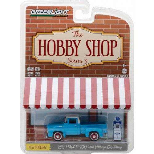 The Hobby Shop Series 3 - 1954 Ford F-100 Truck
