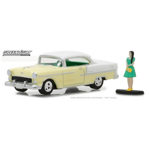 The Hobby Shop Series 3 - 1955 Chevy Bel Air