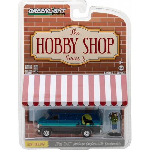 The Hobby Shop Series 3 - 1981 GMC Vandura Custom