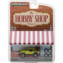 The Hobby Shop Series 3 - 1991 Jeep YJ with Mud Spray