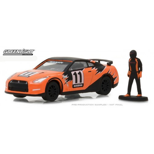 The Hobby Shop Series 3 - 2011 Nissan GT-R