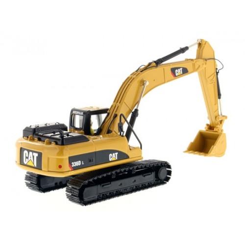 Diecast Masters CAT 336D L Hyraulic Excavator