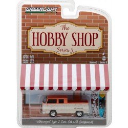 The Hobby Shop Series 3 - Volkswagen Type 2 Crew Cab Pick-Up