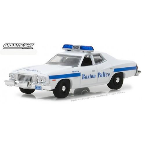 Hot Pursuit Series 26 - 1976 Ford Torino Boston Police