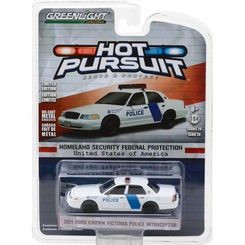 Hot Pursuit Series 26 - 2011 Ford Crown Victoria Police Interceptor