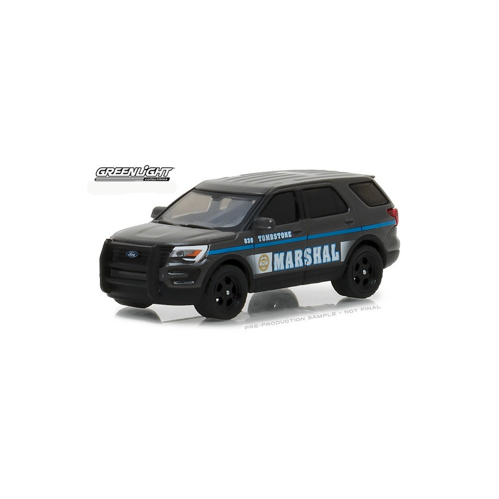 Hot Pursuit Series 26 - 2016 Ford Interceptor Utility
