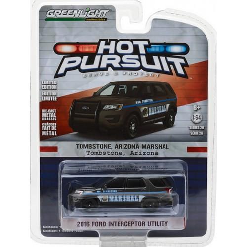 Hot Pursuit Series 26 - 2016 Ford Interceptor Utility