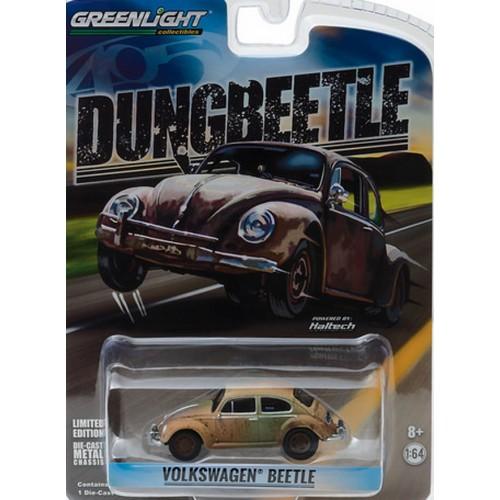 Greenlight Promo Release - Volkswagen Beetle Dungbeetle