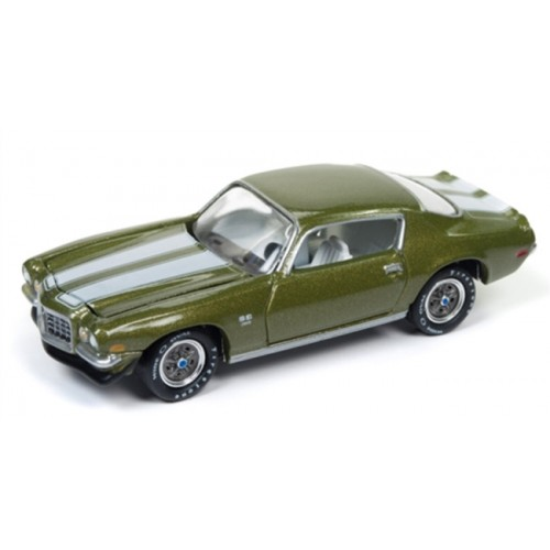Johnny Lightning Classic Gold - 1970 Chevy Camaro RS/SS